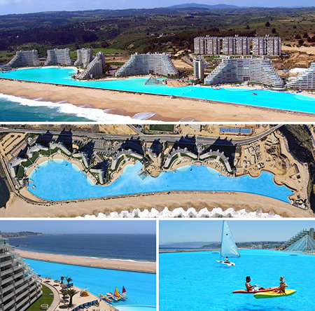 San Alfonso Del Mar Pool – Algarrobo, Chile